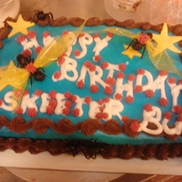 Skeeter Bugs Birthday