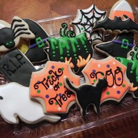 Halloween Cookies Thanks for looking!