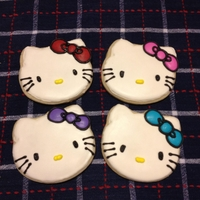 Hello Kitty Cookies Thanks for looking!