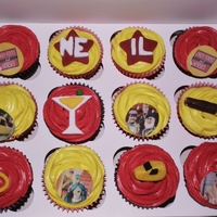 Only Fools And Horses Birthday cuppies!
