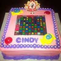 Candy Crush *candy crush