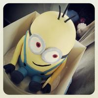 Minion 'despicable Me' Cake   Minion 'Despicable Me' Cake