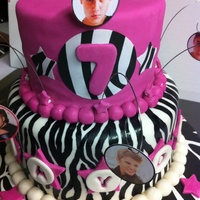Justin Bieber Cake Done For A 2Nd Cousins 7Th Birthday I Have To Say Ive Never Looked At Justin Bieber Until I Did This Cake And For A Sh Justin Bieber cake done for a 2nd cousin's 7th Birthday. I have to say I've never looked at Justin Bieber until I did this cake...