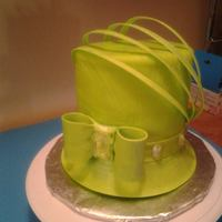 Fancy Hat Cake * The local historical society was holding a community auction to raise money to make improvements to one of their preservation sites and...