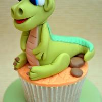 Draco And 3D Cupcakes