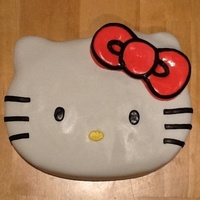 Hello Kitty Cake!!!