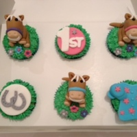 Melbourne Cup Cupcakes Melbourne Cup Cupcakes