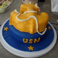Re Enlistment Cake Re-enlistment Cake