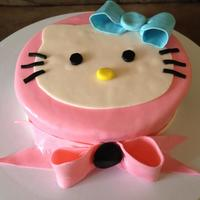 Hello Kitty Smash Cake Hello Kitty Smash Cake