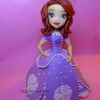 3D Figures- Sofia The First