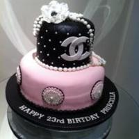 Chanel Cake chanel cake