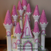 Princess Themed Baby Shower Cake, By Diamel Delights Princess Themed Baby Shower Cake Home-made vanilla and chocolate cake, with mocha icing filling. Home-made buttercream frosting and royal...