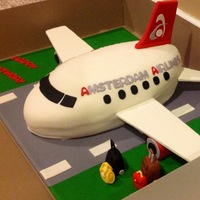 Airplane Cake Everything Edible Except For Wings And Tails Airplane Cake. everything edible except for wings and tails
