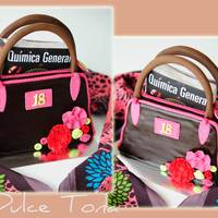 Handbag Amp Book Cake Chocolate Filled Vainilla Smb Covered With Chocolate Fondant Handbag & Book Cake. Chocolate filled vainilla SMB. Covered with chocolate fondant.