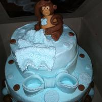 This Cake Was A Disaster From The Get Goi Used A Different Buttercream Recipe And Had Nothing But Trouble With Itthe Cake Was Loppside This cake was a disaster from the get go...I used a different buttercream recipe and had nothing but trouble with it...The cake was...