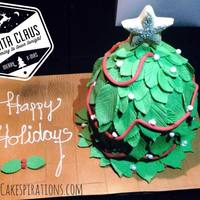 Happy Tree White chocolate leaves cover a happy tree! Lots of fun.