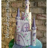 Purple Princess Cake Purple Princess Cake