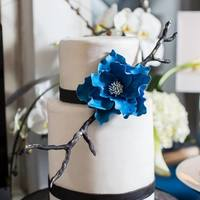 Cobalt Flower Double Barrel Cobalt Flower double barrel
