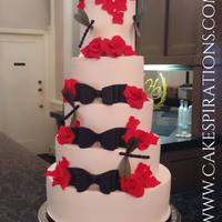 Red Roses, Dragonflies, And Bowties Red roses, dragonflies, and bowties