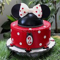 Minnie Mouse Birthday Cakes Minnie Mouse Birthday Cakes