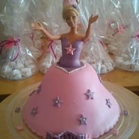 Make This Barbie Cake For Christina 8Year Girlit Is First Cake Doll To Makei Loveti Join A Lot   Make this Barbie cake for Christina 8year girl,it is first cake doll to make,I love't.I join a lot!