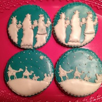 3 Kings Day Cookies 3 Kings Day cookies