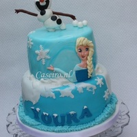 Disney Frozen Cake Disney Frozen cake