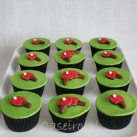 Table Tennis Cupcakes table tennis cupcakes for my son his Association #Family-day