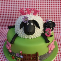 Shaun The Sheep Birthdy Cake Shaun the Sheep Birthdy-cake.