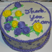 Wilton Course 1: Cake Decorating Basics I finished my course 1 class