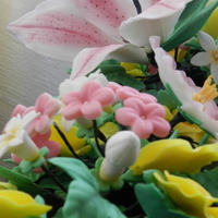 Wilton Course 4: Advanced Gumpaste Flowers