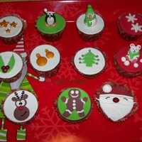 Cupcakes Natale 2012 2