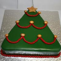 Traditional Christmas Tree Fruit Cake Traditional Christmas Tree Fruit cake