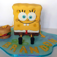 Spongebob Squarepants OOOOhhhhhh! Who lives in a pineapple under the sea?