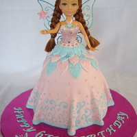 Doll Cakes   fairy one
