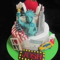 Josh Loves New York Cake Cake And Cookies Josh loves New York Cake - Cake and Cookies