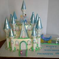 Princess Fairytale Cake *princess fairytale cake