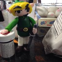 Link From The Legend Of Zelda I Have A Cake This Week Where I Have To Do This Character Any Feedbacks Are Welcome This Is My Second Attem  Link from the legend of zelda. I have a cake this week where I have to do this character. Any feedbacks are welcome. This is my second...