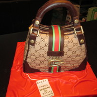 Gucci Handbag Cake Gucci bag cake