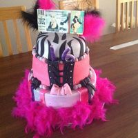 Sweet 16Th Birthday Cake