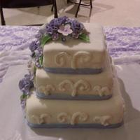 This Was One Of The First Cakes I Made This was one of the first cakes I made,