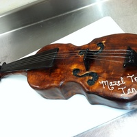 Cello Cake For A Bar Mitzvah Cello cake for a bar mitzvah