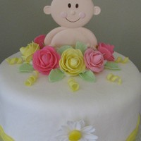 Wilton Baby Centerpiece Shower Cake Wilton Baby Centerpiece Shower Cake