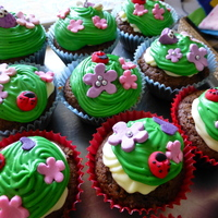 Cupcakes Spring CUPCAKES for Catalina