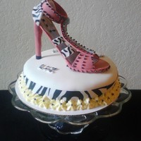 Stiletto Shoe Cake Stiletto Shoe Cake