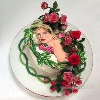 Cake For A Special Someone My favourite royal icing and sugar flowers.
