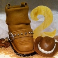 Rice Krispie Treat Toddler Boot And Hat Gum Paste 2 Sagging Of The Boot Was Intentional At Customer Request Only My Second Attempt At Rice Krispie Treat toddler boot and Hat; gum paste '2' . Sagging of the boot was intentional at customer request. Only my second...