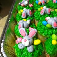 Bunny Cup Cakes 2 *