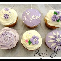 Mothers Day Cupcakes!