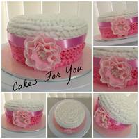 Ombre Cake *Ombre Cake